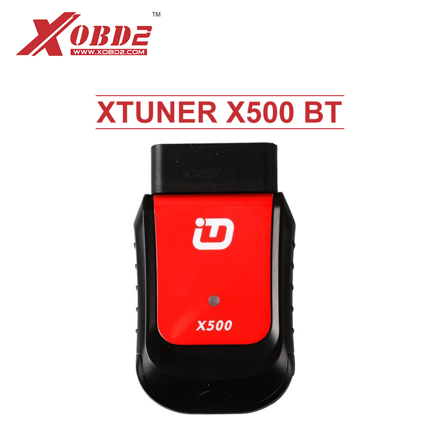 Xtuner x500 bluetooth auto diagnostic tool for engine abs battery dpf epb oil tpms immo systems