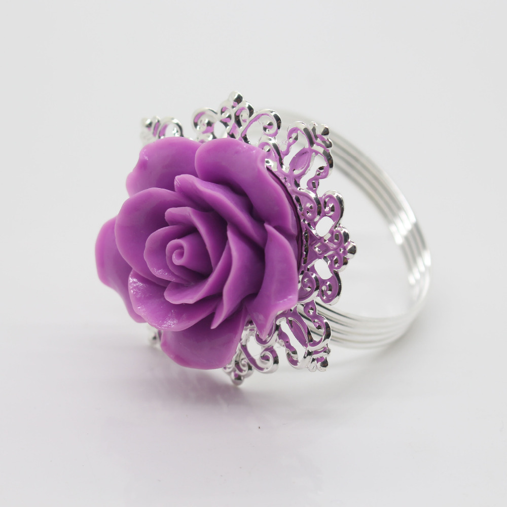 Aliexpress.com : Buy 2017 10pcs Purple Rose Decorative