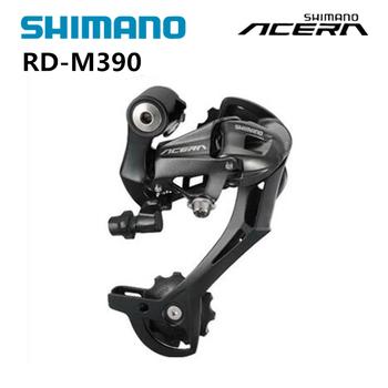 ACERA RD-M390 przerzutka tylna 3*9S 27S MTB rower przerzutka rowerowa M390 tanie i dobre opinie 11-34T Przerzutki 27 prędkości Stop Derailleurs