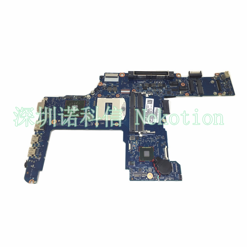 NOKOTION 744022-001 744022-501 Laptop Mainboard for HP ProBook 650 G1 640 laptop motherboard nokotion original 773370 601 773370 001 laptop motherboard for hp envy 17 j01 17 j hm87 840m 2gb graphics memory mainboard