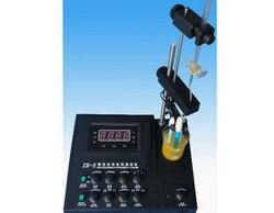 Instrumento de valoración potenciómetro automático Shanghai Hong Yi ZD-2 se pueden abrir facturas