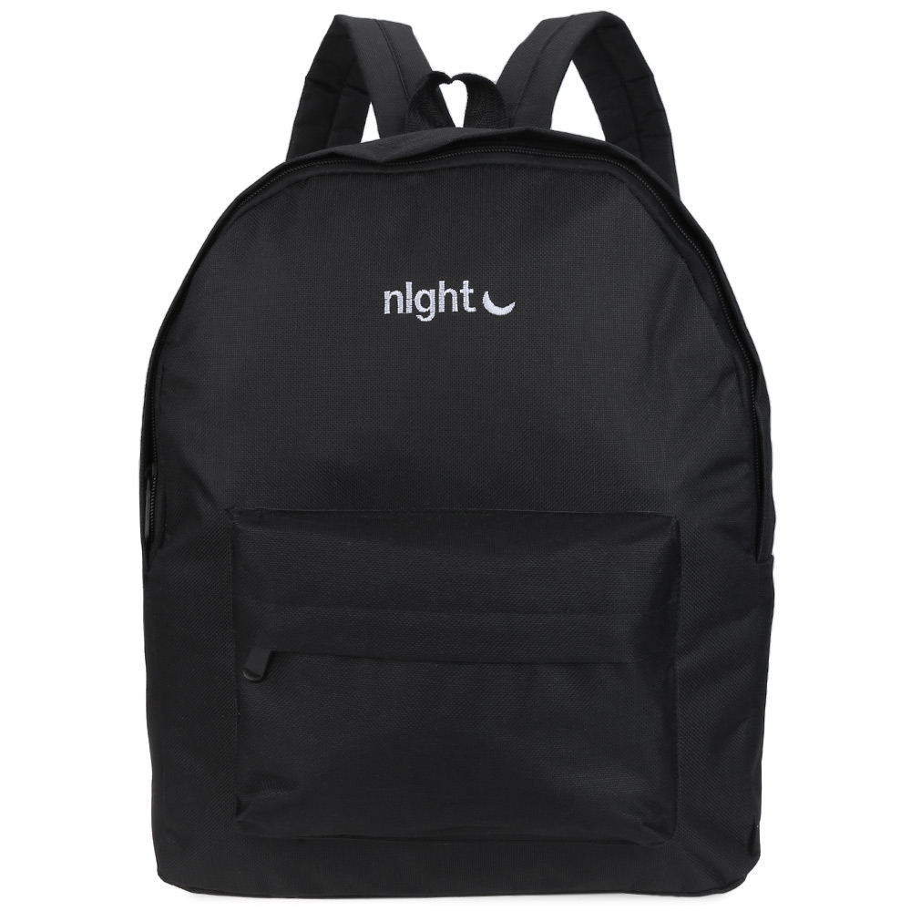 Day Night Embroidery Backpacks 2017 Fashion Women Canvas School Bags For Teenagers Girls Laptop Backpack Travel Bag Rucksack tcttt new 2016 travel bag women laptop backpacks girl brand rivet backpack fashion chains knapsack school bags for teenagers