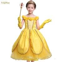 Bambini abiti per bambine pageant abiti angelo Principessa bambini di Fantasia vestiti Per Il Partito Costume 3 8 9 10 anni girl dress