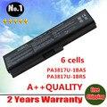 Atacado novo 6 células bateria do portátil para toshiba satellite l700 l730 l750 c600d série a600 a655 pa3817u-1bas pa3817u-1brs