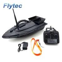 Flytec 1,5 5 рыболокатор 2011 кг загрузка 2 шт. танки двойные двигатели 500 м Пульт дистанционного управления море RC рыболовная приманка лодка с лить