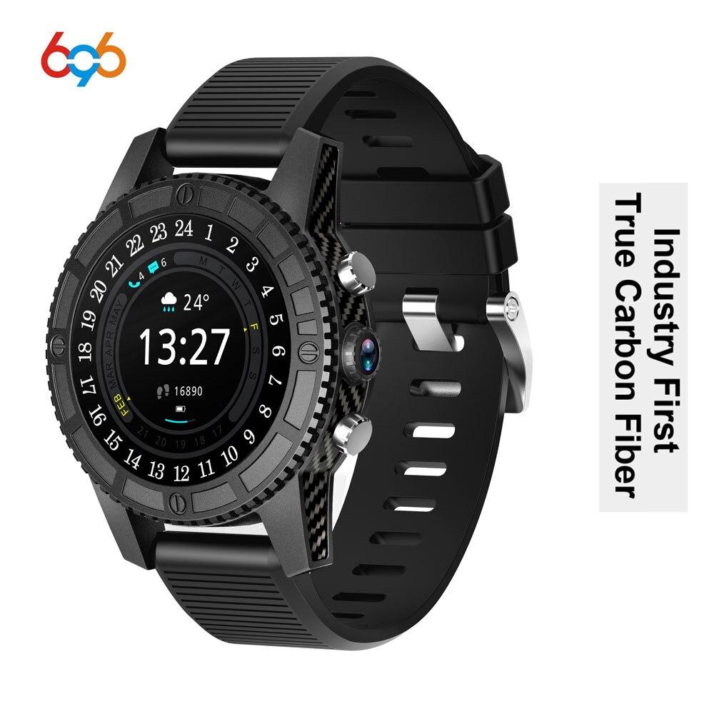 696 2018 NOUVEAU Style i7 4g LTE Smart Horloge Android 7.0 1g + 16g Soutien Wifi Bluetooth montre Smart watch pk xiaomi