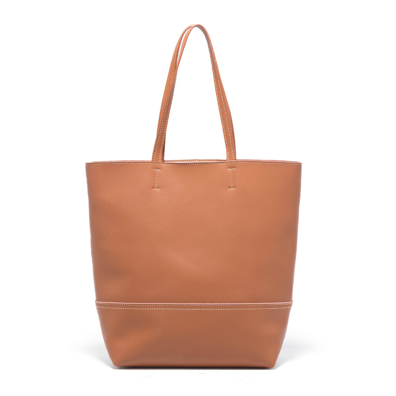 High Quality Women Soft Genuine Leather Handbag Cow Bucket Casual Top Handle Tote Bag Large Luxury Designer Female Shoulder Bag 2018 new arrival soft cow leather bucket bag fashion designer women shoulder bag large capacity genuine leather women handbag