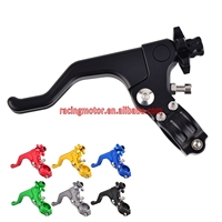 22MM 7 8 CNC Short Stunt Clutch Lever Assembly For CR125 CR250 CR500 CRF230L CRF230F CRF250R
