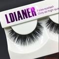 1 Pair 100% Real Mink Long Natural Thick False Fake Eyelashes Eye Lashes Makeup Extension Beauty Tools