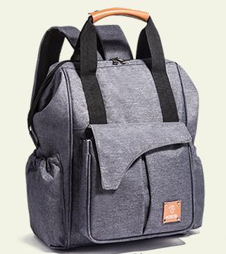 Promotion! Sac à langer sac à dos multi-fonction momie sac grande capacité Desinger sac d'allaitement pour les soins de bébé