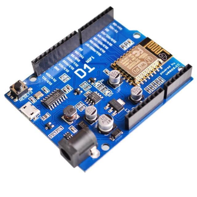 Smart Electronics ESP-12E   D1 WiFi uno based ESP8266 shield   Compatible IDE