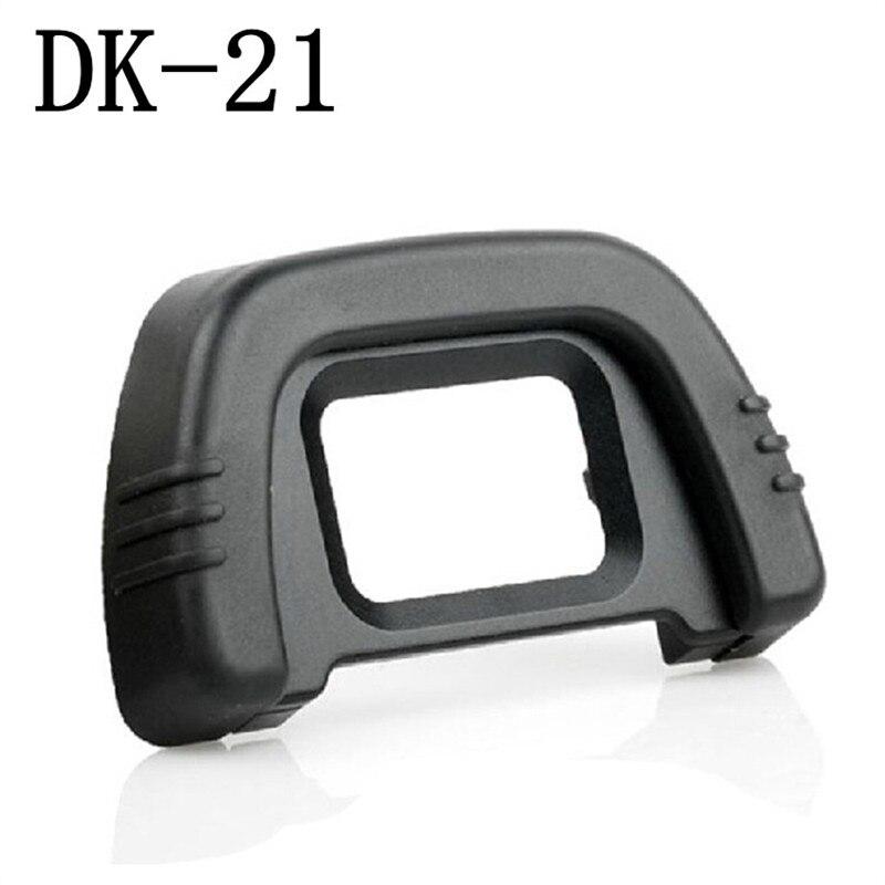 Dk-21 Rubber ocular ocular ocular ocular para Nikon D7000 D300 D90 D40 D50 D70S D80 D200 D100 D600 D610 1 pcs