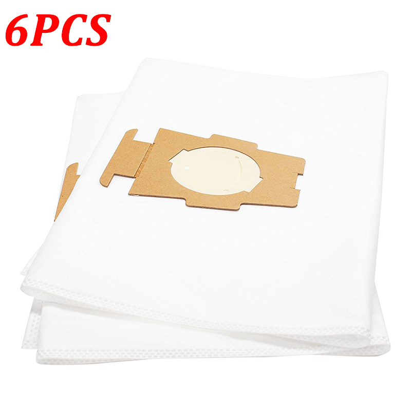 6PCS Microfiber Dust Cloth Bag For Kirby Sentria F/T Series G10 G10E #204808/204811 Robot Vacuum Cleaner Replacement Parts