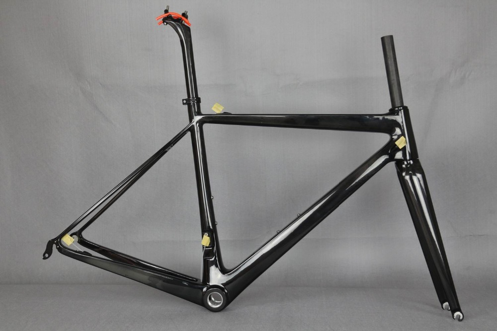 2017 Light Carbon hot sale 700C road bike super light carbon frame BSA racing frame+fork+seat post+clamp fm686 glossy finish custom painting road bicycle frameset carbon bike frame fork black matte finish bsa fm268 carbon frame accept painting