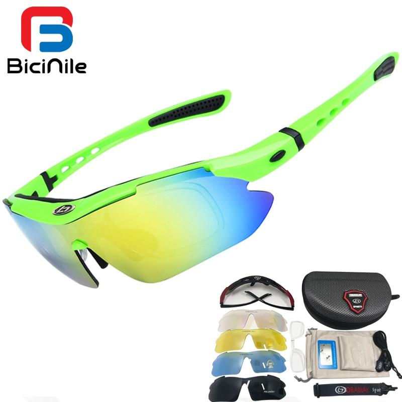 fd7d7bc6d3 2018 polarizadas ciclismo gafas bicicleta ciclismo gafas de deportes ciclismo  gafas de sol UV400 gafas de ciclismo Unisex
