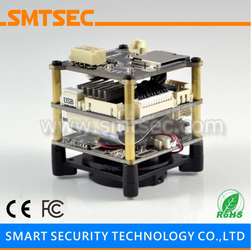 SIP E290DT WDR 2MP 1080P IP Camera Module SONY IMX290 Hi3516D Audio USB Security PCB Board