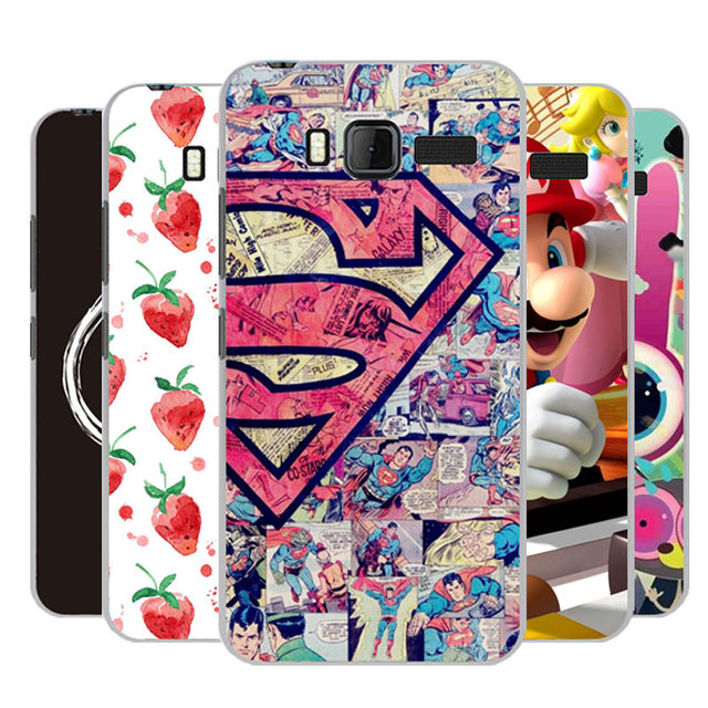 2016 New Lenovo A916 Case Colored Painting Case Lenovo A916 Cover Case High Quality Hot Selling