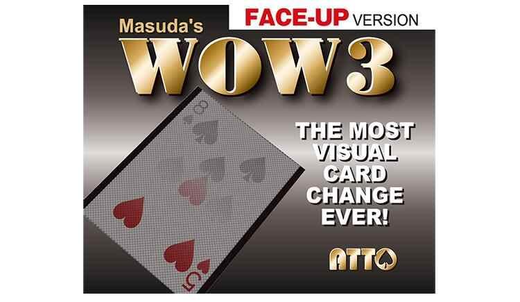 WOW 3 الوجه متابعة بواسطة ماسودا كاتسويا الخدع السحرية