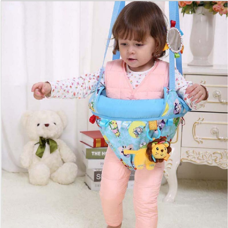 Hooyi Baby Toddler Toy Kid Swing Jumping Safety Wristbands Harnesses Leashes Kid Chair First Walking Belt Nest Swing ноутбук hp 15 ba013ur y5l31ea amd a6 7310 4gb 500gb amd r5 m430 2gb 15 6 dos