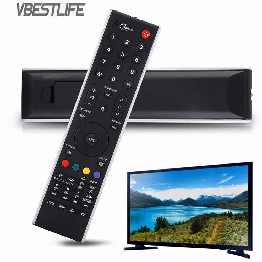 Vbestlife беспроводной пульт дистанционного управления для Toshiba Smart Светодиодный ЖК-телевизор CT-90327 CT90307 CT90287 CT90273 CT90274 Бесплатная доставка