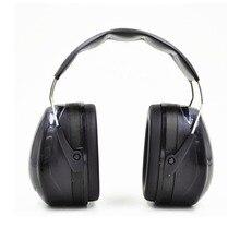 Защита ушей слуховые наушники для стрельбы шумоподавление Безопасность мягкая удобная гарнитура наушники для охоты