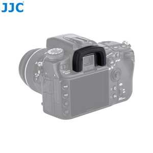 Image 2 - JJC Camera Viewfinder Eyepiece Protector EyeCup for SONY Alpha DSLR A100 A200 A300 A350 A700 replaces Sony FDA EP2AM Eyeshade