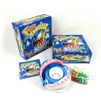 Christmas Gift Sharks Trap Board Desktop Game Fishing Toys Children Funny Toy Family Toys Trick Fish