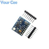 GY 87 10DOF Module MPU6050 HMC5883L BMP180 GY87 Sensor Module