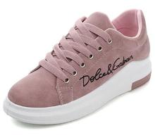 Brand 2018 new Fashion Women Sneakers Lady Casual Shoes Comfortable Breathable Shoes Student Spring Summer Autumn Pink Black цена и фото