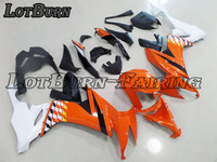 Custom Made Motorcycle Fairing Kit Fit For Kawasaki ZX10R ZX 10R 2008 2010 08 10 ABS Fairings fairing kit Injection