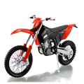 KTM 450 EXC 09 1:12 масштаб модели металлического Сплава литья под давлением модели мотоцикл миниатюрный гонки Игрушка Для Подарочный Набор