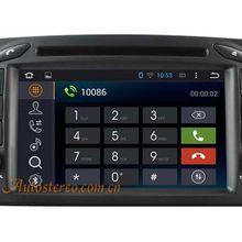 7 дюймов 8 Core Android 8,0 автомобиля gps навигации для MERCEDES-BENZ C класса W203 CLK W209 2004-2007