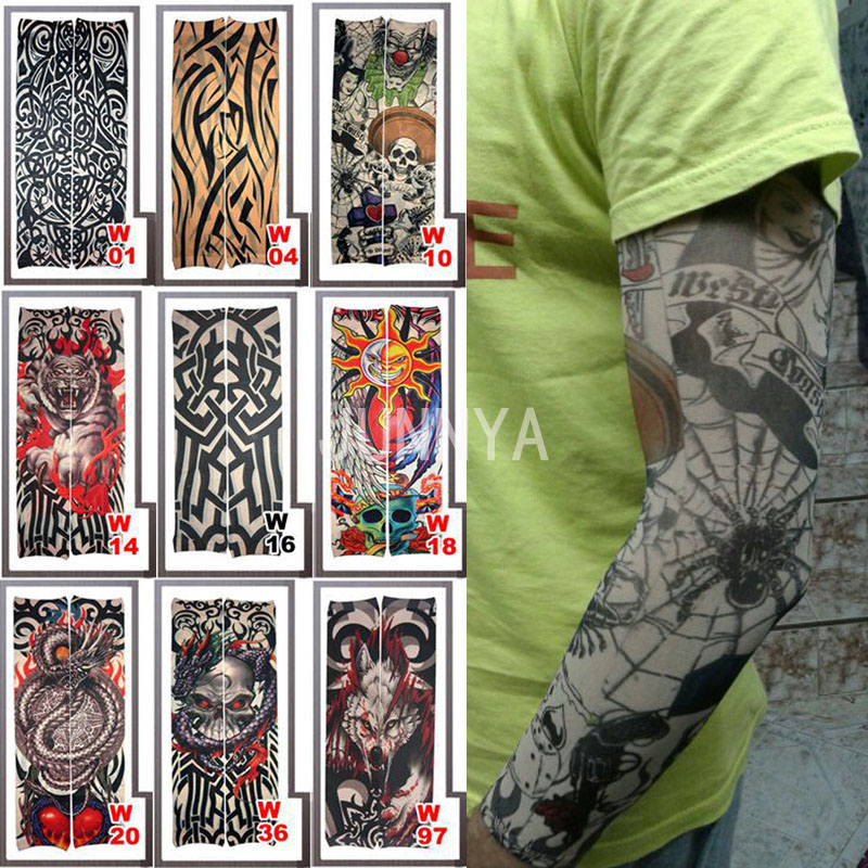 Compare prices on skull sleeve tattoo designs online for Tattoo factory prices