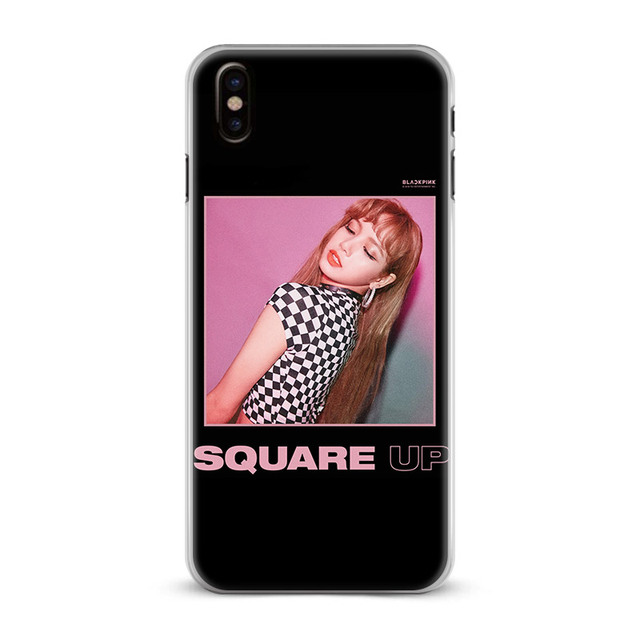 BLACKPINK IPHONE CASE (9 VARIAN)