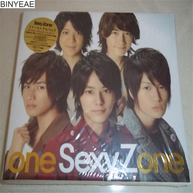 BINYEAE new CD seal: one Sexy ...