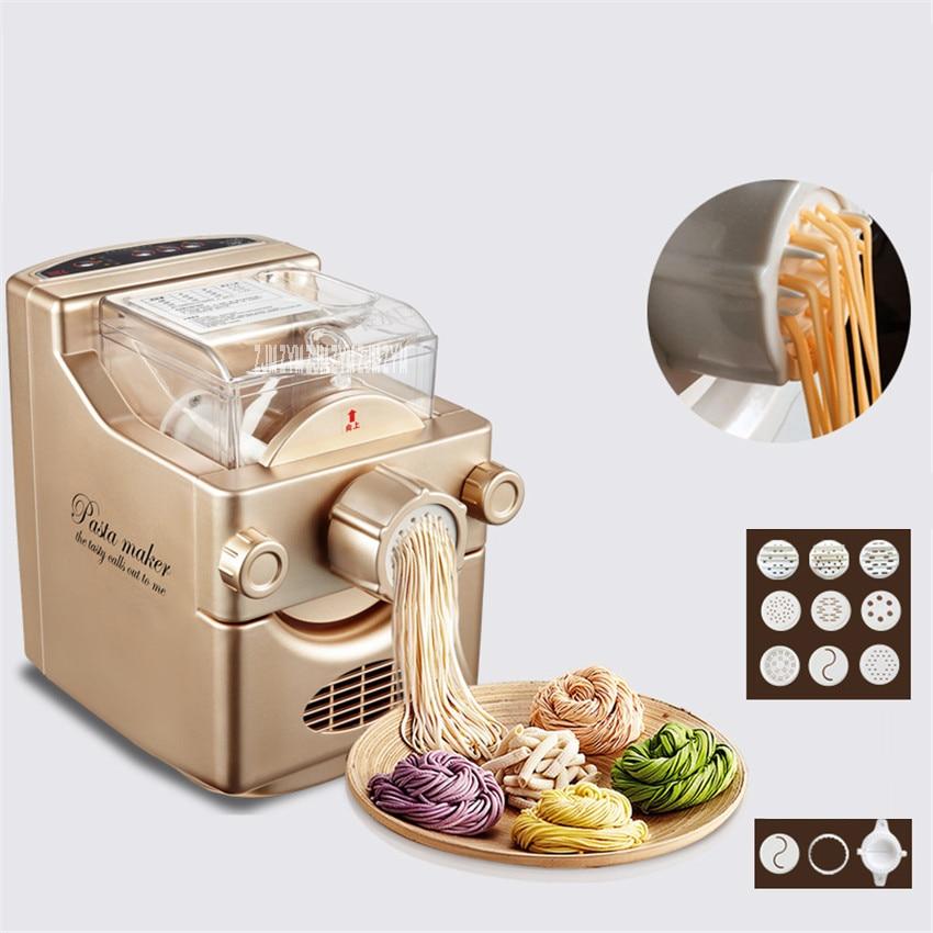 MTJ-168C Noodle Machine Fully automatic automatic dumpling machine multifunctional small electric pasta blender processor 500g wavelets processor