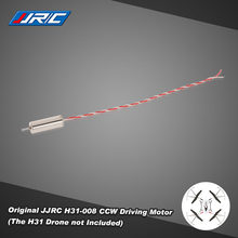 Original JJRC H31-008 CCW Driving Motor for JJRC H31 RC Quadcopter(China)