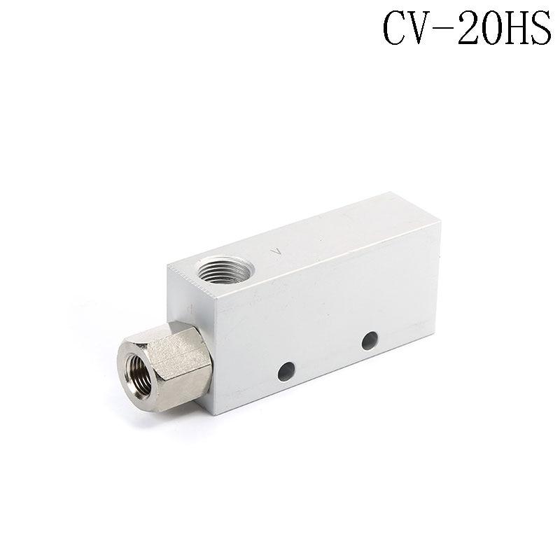 CV-20 3/8'' 3/8 inch Port SMC Type Vacuum Generator Producer Negative Pressure Air Gas Ejector 2.0mm Nozzle scv 10 rc1 8 vacuum ejector smc type vacuum generator