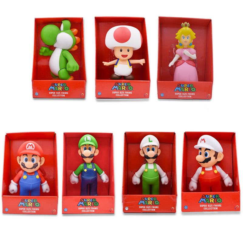 Top 10 Largest Super Mario Figure Princess List And Get Free
