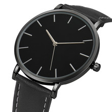 erkek kol saati Quartz Watch Men Leather Band men's watch Wrist Watches Reloj hombre Luxury clock men Retro Relogio Masculino