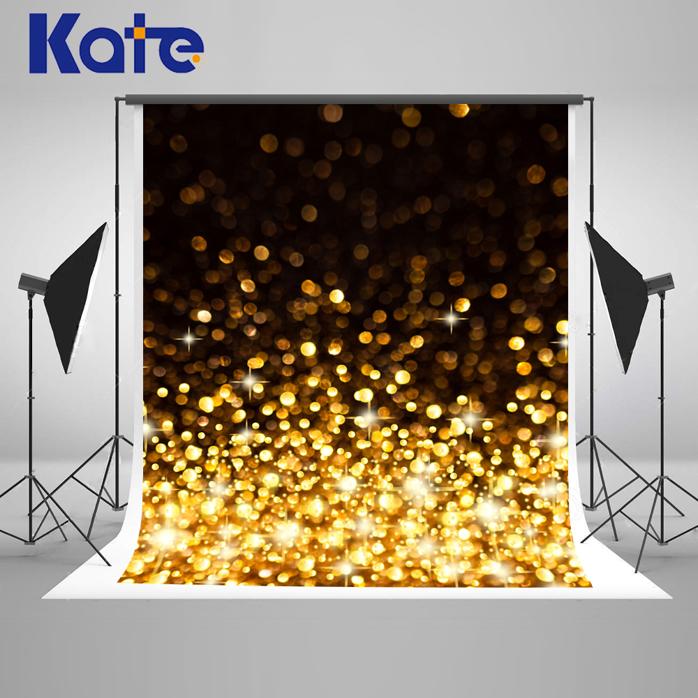 ФОТО Kate Stage Backdrops Golden Point Background Masquerade Backdrops Customize Seamless Photo For Studio Custom