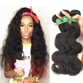 Stema Hair Brazilian Body Wave 3 Bundles Brazilian Virgin Hair Body Wave Malibu Dollface Bundles Human Hair Grace Hair Products