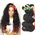 Stema pelo onda del cuerpo brasileño 3 bundles brasileño de la virgen del pelo onda del cuerpo malibu dollface gracia hair products bundles cabello humano