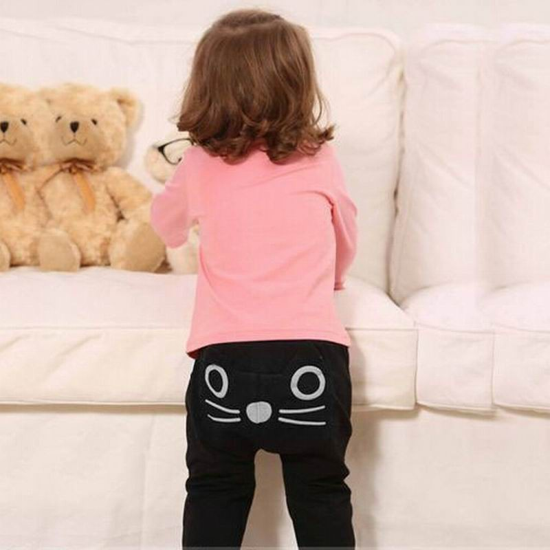 2016-spring-and-autumn-kids-clothing-boys-girls-harem-pants-cotton-owl-trousers-baby-pants-1