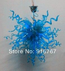 C10-Free Verzending Mini Kroonluchter Licht Glas voor Art