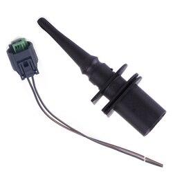 Preto Fit For BMW 1 6 7 Série E39 Fora Ambient Air Temperature Sensor Pigtail 65816905133