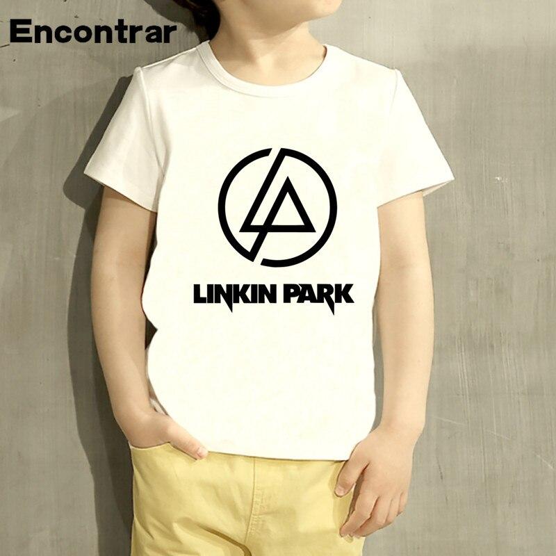 Kids Linkin Park Chester Bennington Design Baby Boys/Girl TShirt Kids Funny Short Sleeve Tops Children Cute T-Shirt,HKP4071