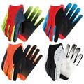 2017 BMX XC Motocross Gloves cross Bicycle Cycling   Gloves Mountain Bike Non-slip Breathable MX DH AR MTB Glove