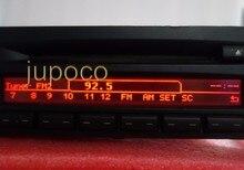 Бесплатная доставка оригинальный ЖК-дисплей Дисплей для BMW cd73 Профессиональный радио CD-плеер E90 E91 E92 Pixel