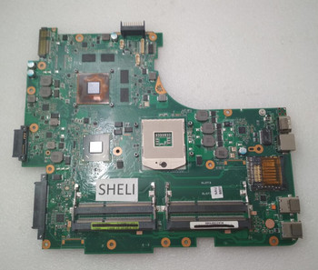 SHELI For Asus N53SV N53SN Motherboard with N12P-GS-A1 GT540M 1GB 4 Ram slots